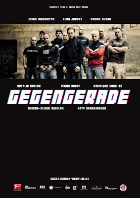 """ GEGENGERADE 20359 ST. PAULI """