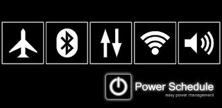 Power Schedule Apk Aplikasi untuk Mematikan Hp Android Secara Otomatis