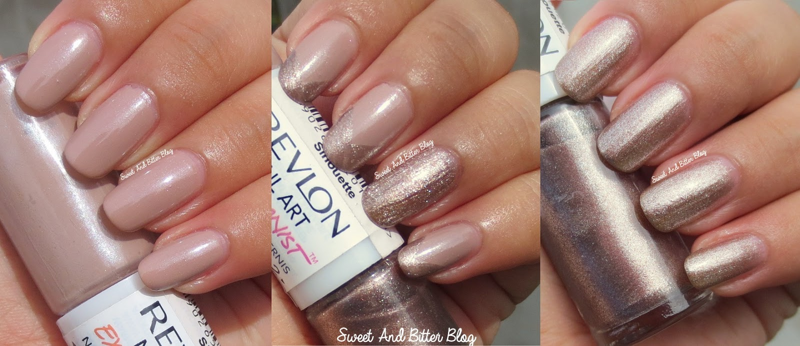 Revlon nail art expressionist silhouette swatch and review sweet jul 14 2013 prinsesfo Images