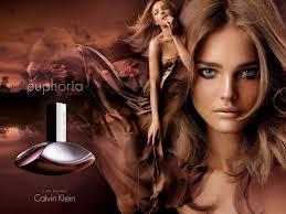 Euphoria, Calvin Klein, keghairahan, bunga teratai, okid hitam, fantasi, seksi