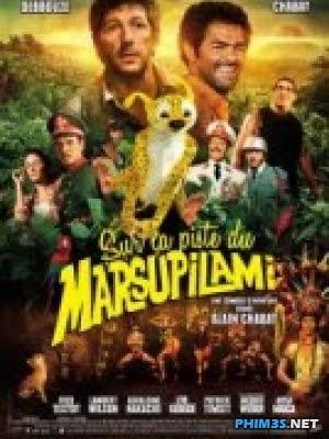 Sur La Piste Du Marsupilami - Sur La Piste Du Marsupilami