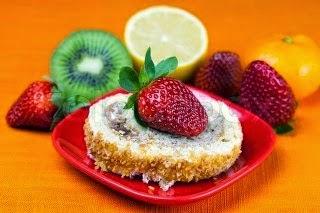 Resep Lemon Mandarine Cake Lembut dan Mudah