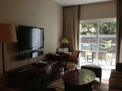 Room at Oakwood Premier Pune