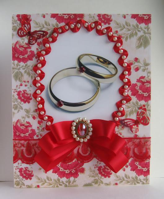 Открытка на 19 лет свадьбы