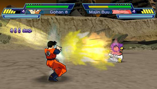 descargar dragon ball z para psp