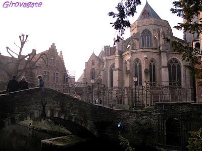 visitare Bruges