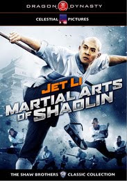 Ver Martial Arts of Shaolin (2011) Online
