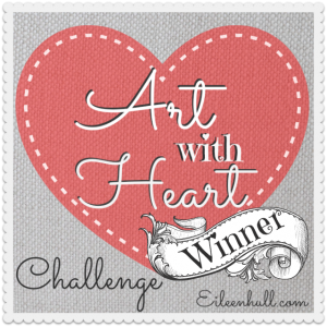 Art with Heart Challenge: April 2014 Winner