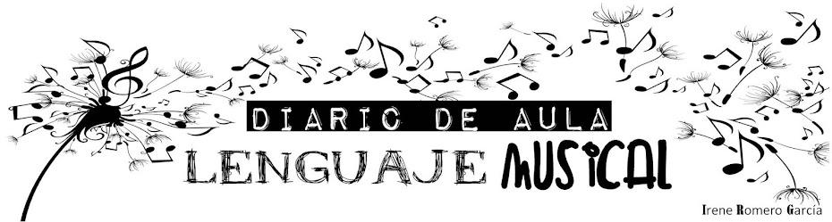 Diario de Aula Lenguaje Musical