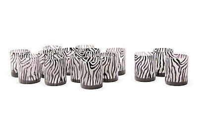 zebra tumblers