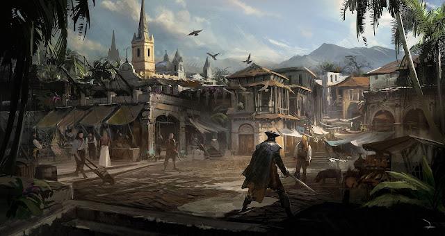 Nuevas imágenes de Assassin's Creed IV - Black Flag