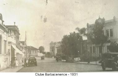 A DIREITA CLUBE BARBACENENSE EM 1931