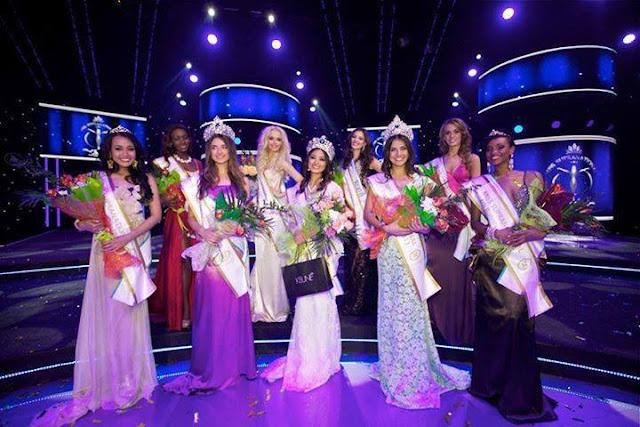 Miss Supranatural 2013