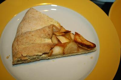 fetta torta di mele