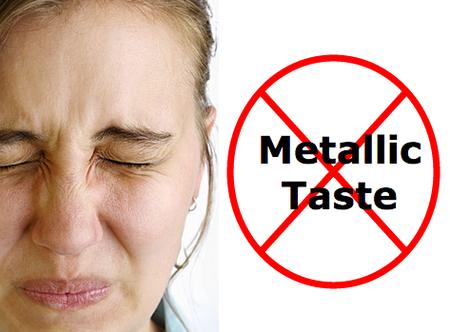 Metalic Taste Mouth 106