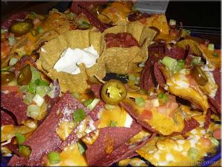 Moxies nachos