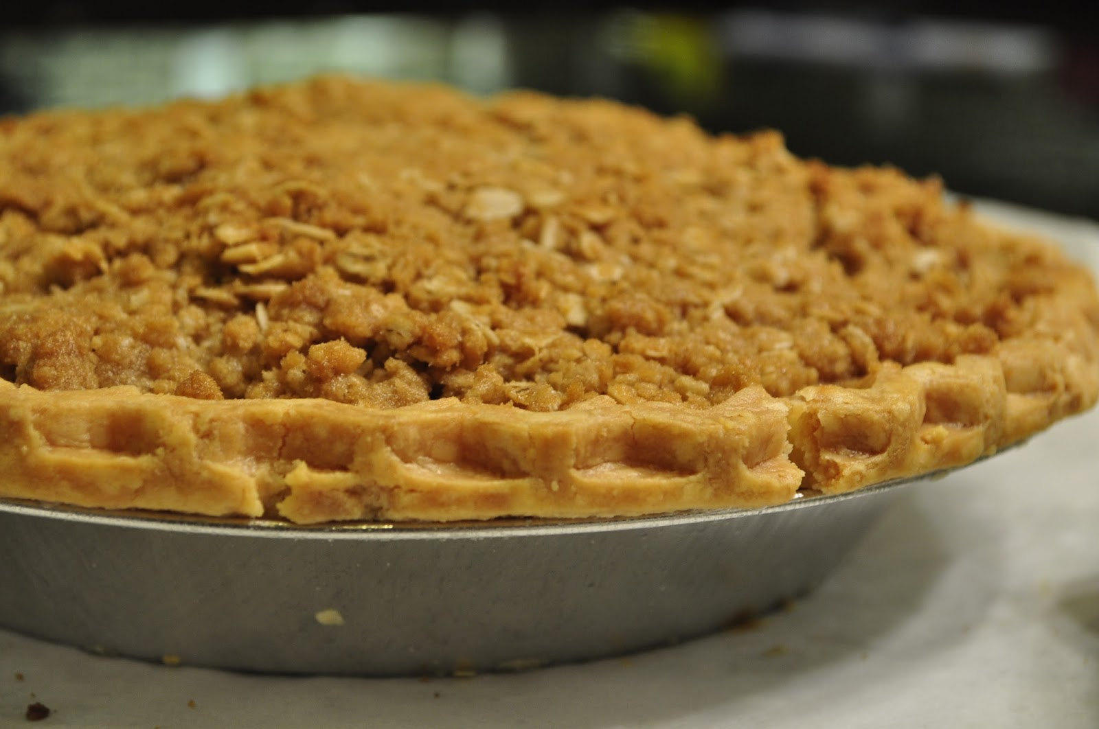 ... Amazing Meals: All Recipes: Dutch Apple Pie with Oatmeal Streusel