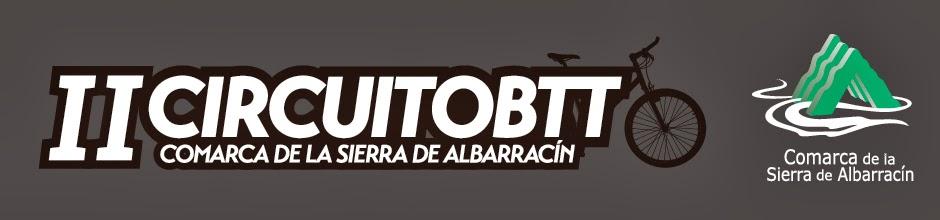 II CIRCUITO BTT COMARCA DE LA SIERRA DE ALBARRACÍN