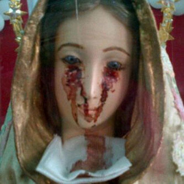 virgenes que lloran: