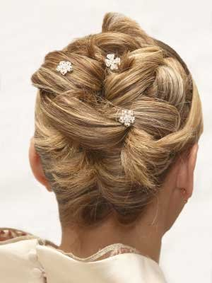 updo hairstyles for medium length hair. 2011 prom updos for medium