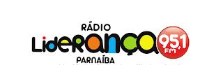 ouvir a Rádio Liderança FM 95,1 ao vivo e online Parnaíba