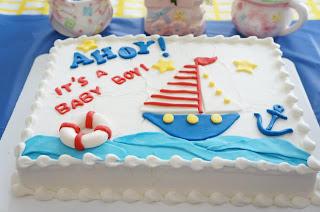 Vital Adventure S Ahoy It S A Boy Baby Shower