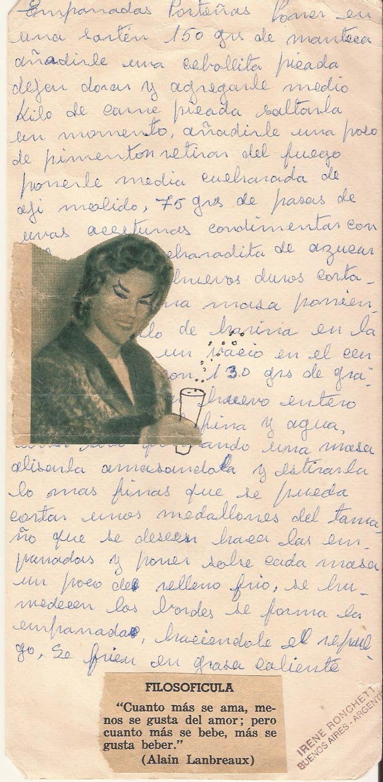 Irene Ronchetti - Argentina