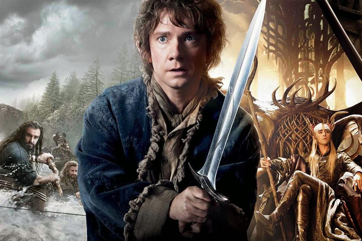 ההוביט: קרב חמשת הצבאות - The Hobbit: The Battle Of The Five Armies - תרגום מובנה - BRRip