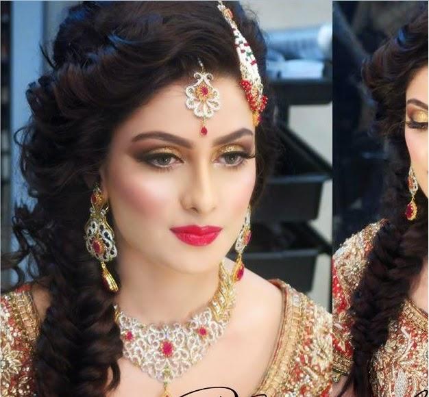 TV Dramas Episode: Ayeza khan & Danish Taimoor Wedding photos