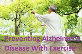 Preventing Alzheimer's Disease Tips For Exercise