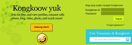 jejaring sosial indonesia