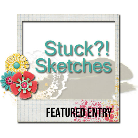 Featured Entry at Stuck?!Sketches