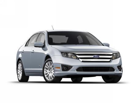 Ford Fusion 2011 Hybrid. 2011 Ford Fusion Hybrid