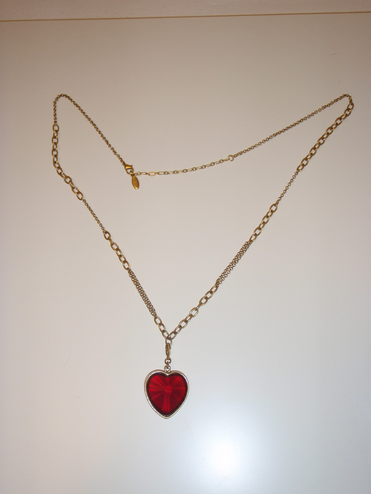 pilgrim halsband hjärta