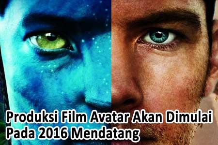 Produksi Sekuel Film Avatar Akan Dimulai 2016 Mendatang