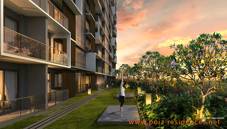 The Poiz Residences and Centre By MCC Land