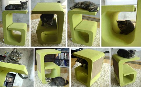 Sgabelli Per Gatti : Miao design a prova di gatto! architettura e design a roma