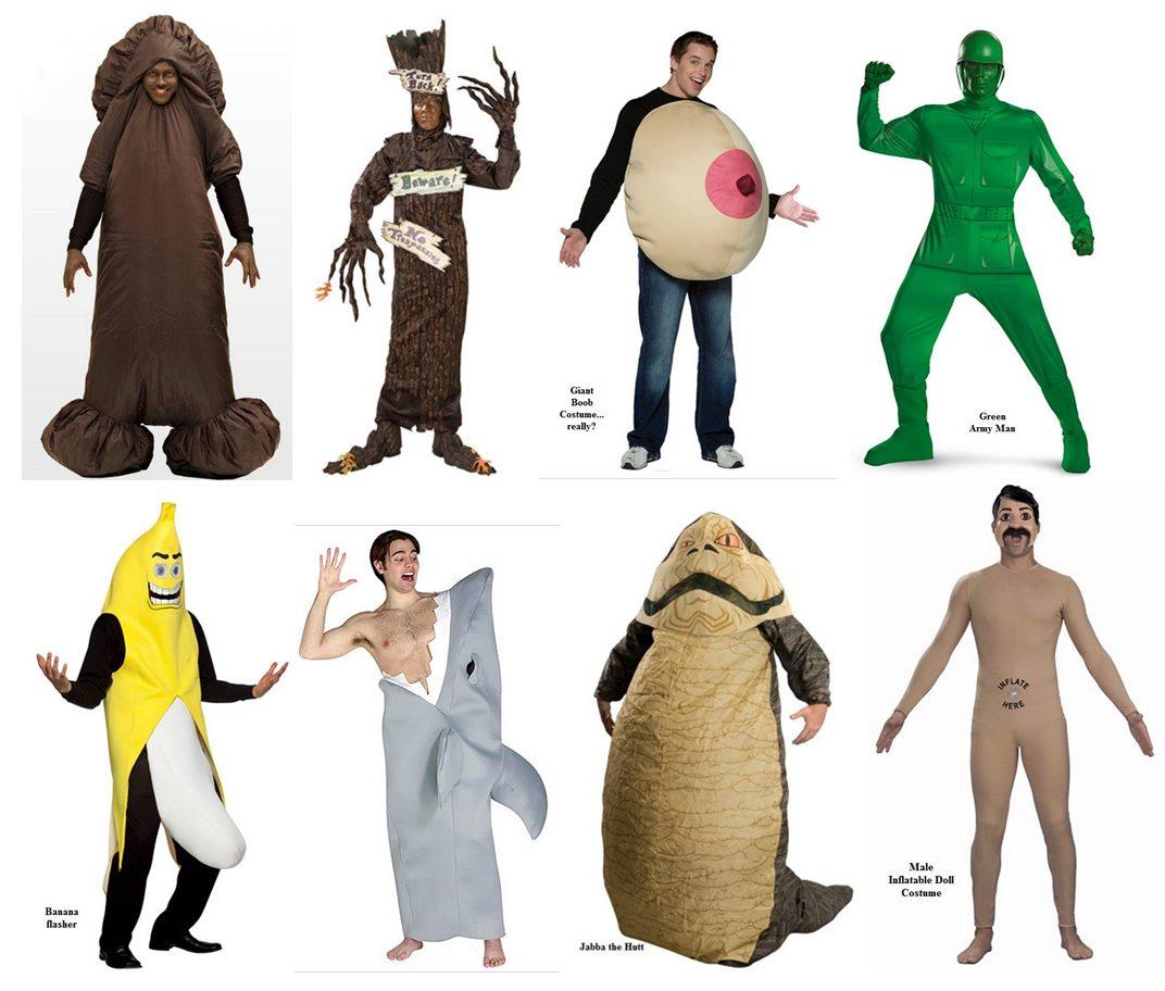 DemoCurmudgeon: Bad-Weird Halloween Costumes 2012