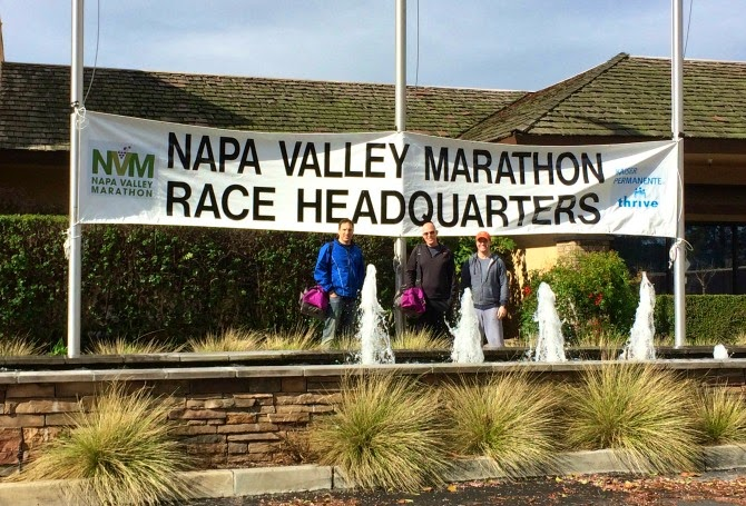 The Holland House: Napa Race Headquarters