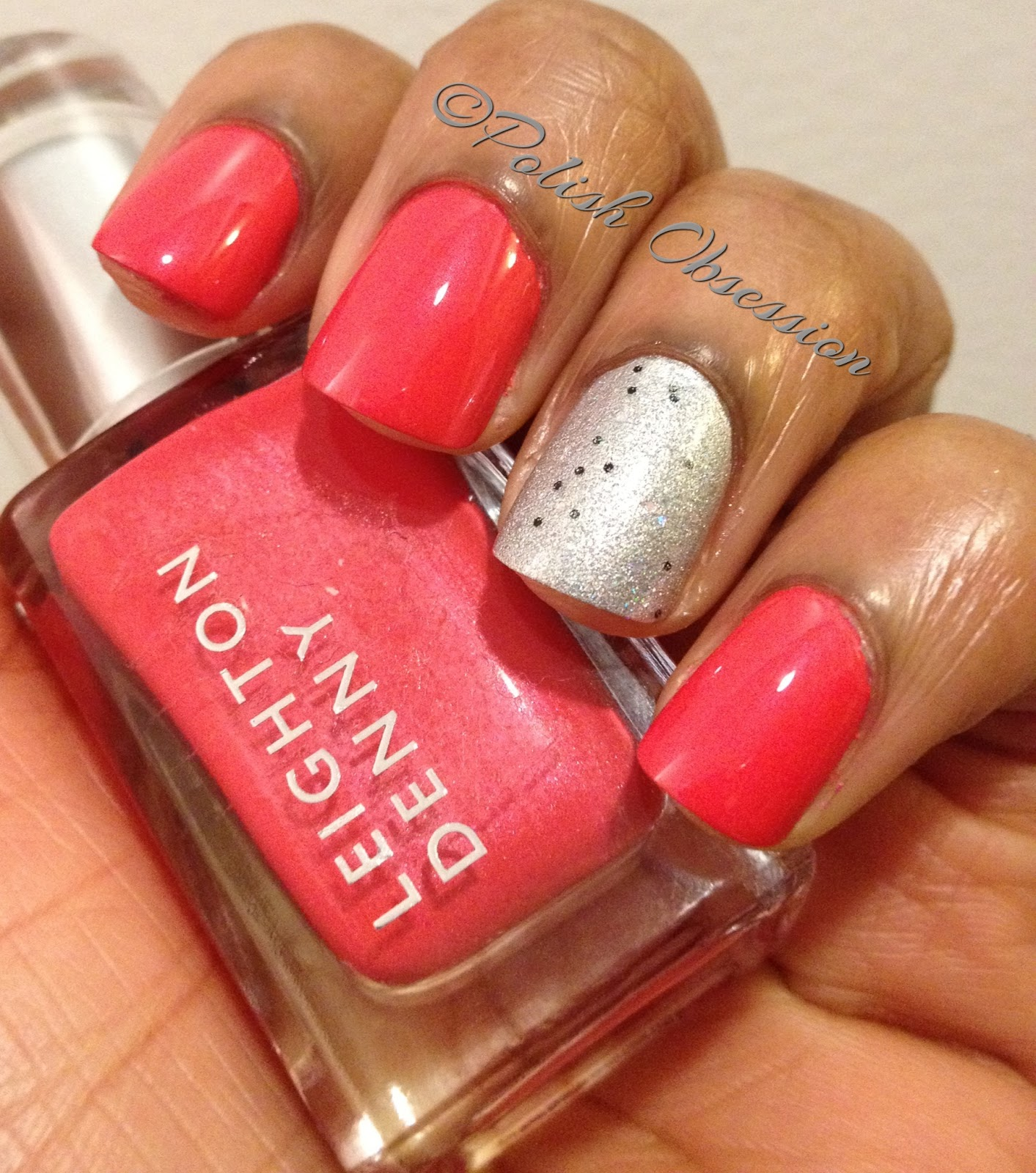 Leighton Denny - Coral Reef | Polish Obsession