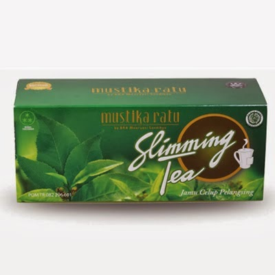 Pelangsing Tubuh: Pelangsing Mustika Ratu Slimming Tea