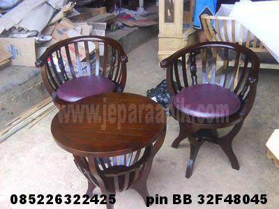 Kursi Teras Mangkok Jati Mebel Furniture Murah