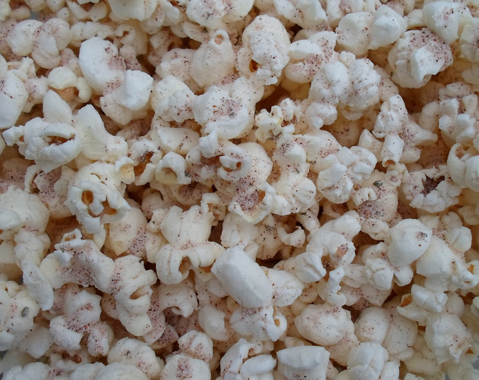 Happier Than A Pig In Mud: BBQ-Ranch Popcorn