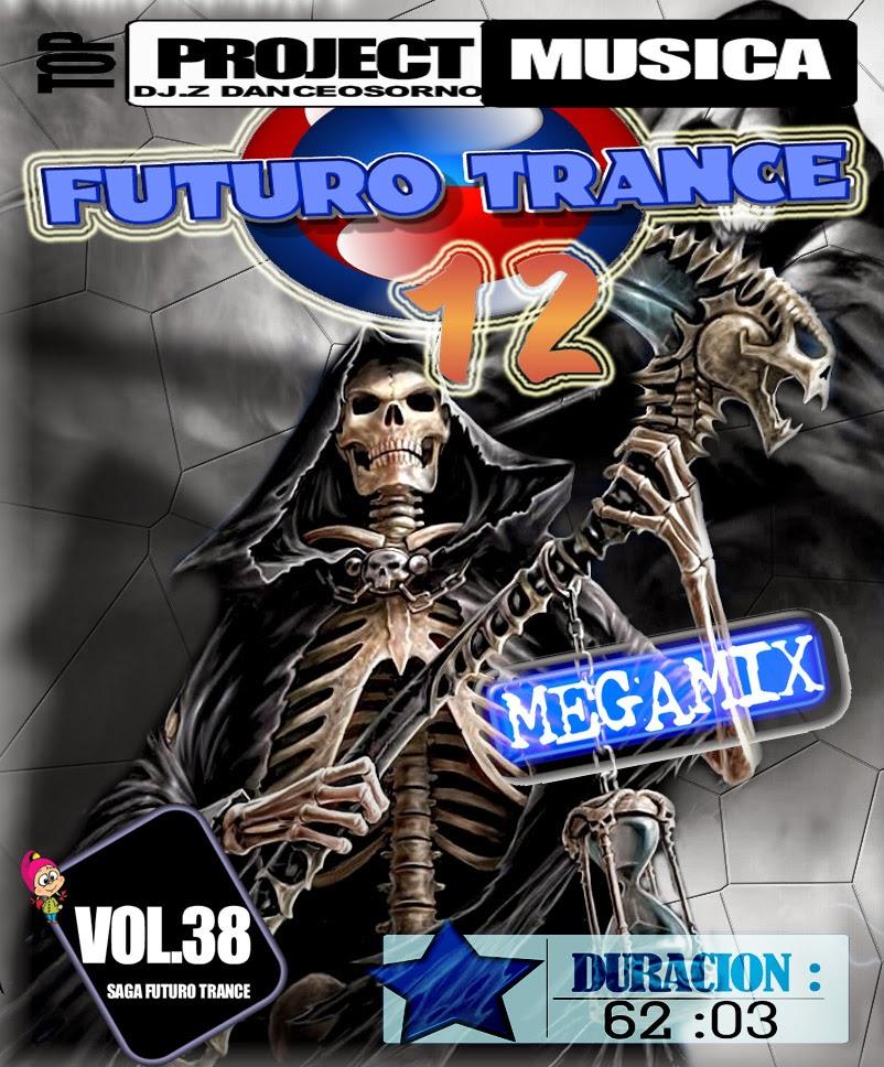 MEGAMIX - FUTURO TRANCE VOL.12