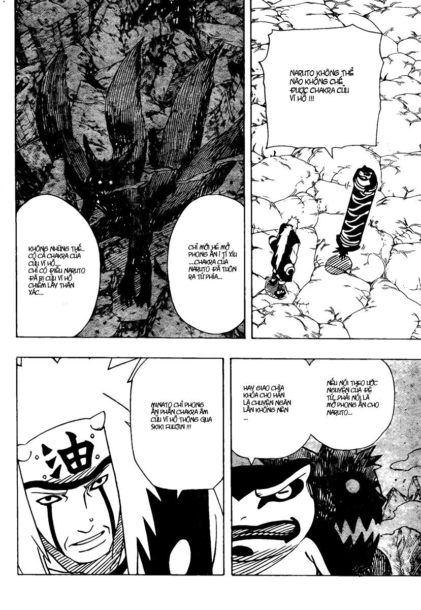 Naruto chap 370 Trang 11 - Mangak.info