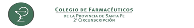 Colegio de Farmacéuticos de Santa Fe 2° circunscripción