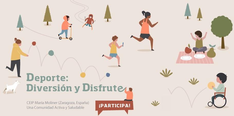 Deporte: Diversión y Disfrute