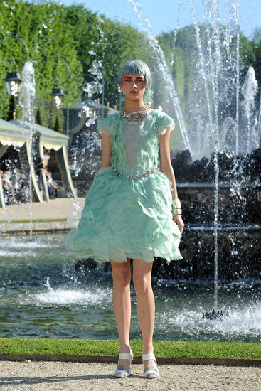 Nothing To Amend: Chanel's 2013 Cruise collection runway ...