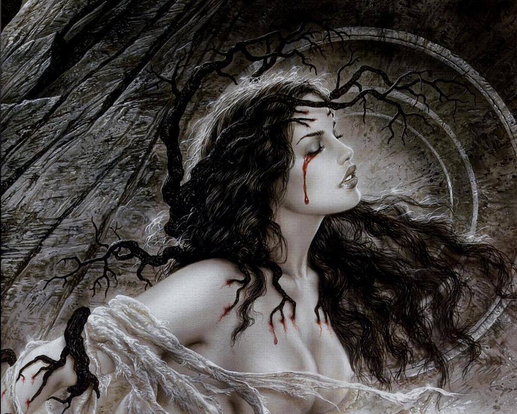 art erotic gothic