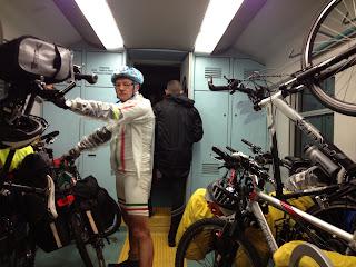 Trasporto bici su treno